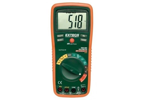 Extech EX430 Autorange True RMS Multimeter