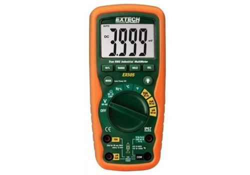 Extech EX530 Industriële True RMS Multimeter + Waterdichte Behuizing