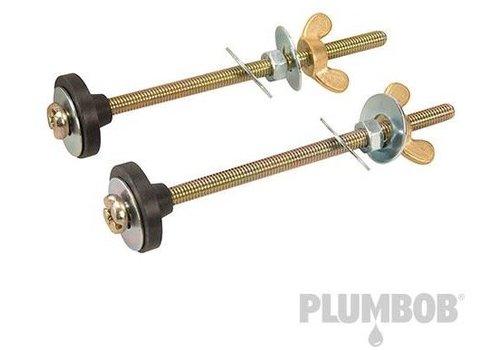 Plumbob Stortbak bouten 2 pk