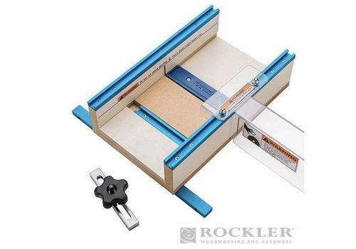 Rockler Zaagtafelslede voor kleine onderdelen