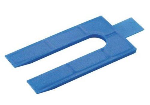 FIXMAN Plastic afstandhouders, 250 pk. 3mm