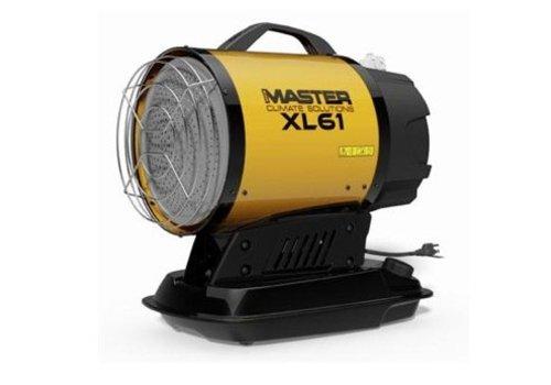 Master Infrarood Diesel Heater XL61, 17kW