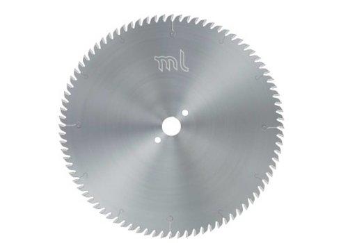 ML-TOOLS ZAAGBLAD VOOR HET ZAGEN VAN HOUT EN PANELEN 250x3,2/2,2x30xZ=60 WT