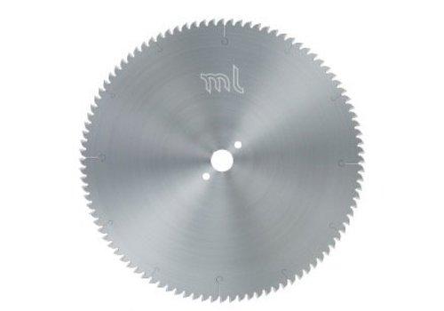 ML-TOOLS 450X4,0/3,0X32XZ=108 TF POSITIEF HM ZAAGBLAD VOOR NON-FERRO