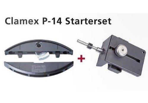 Lamello Clamex P-14 Starterset + boormal