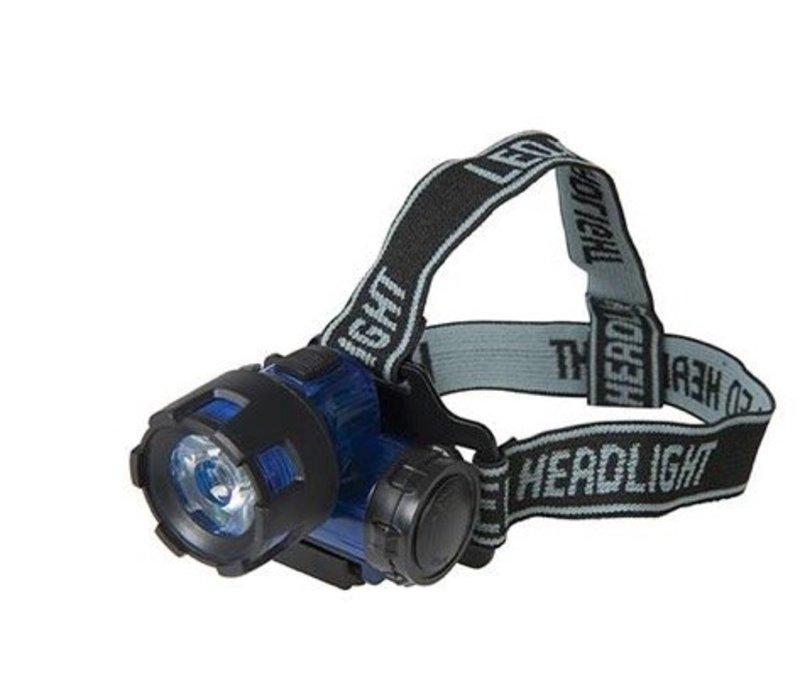 LED Hoofdlamp 1 LED