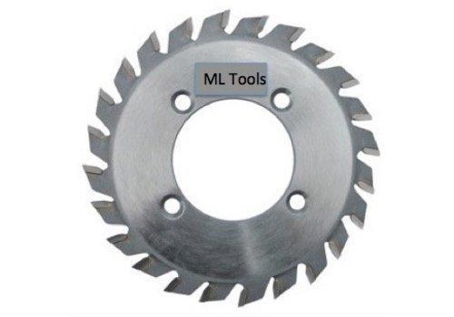 ML-TOOLS 120X2,8-3,6X50XZ=2X12 HM CIRKELZAAG TWEEDELING
