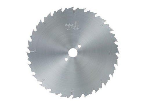 ML-TOOLS HM zaagblad 350x30xZ=28 WT met spaanuitdrijver