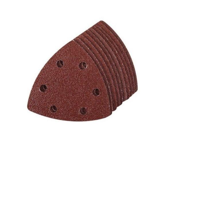 Klitteband schuurstroken driehoek