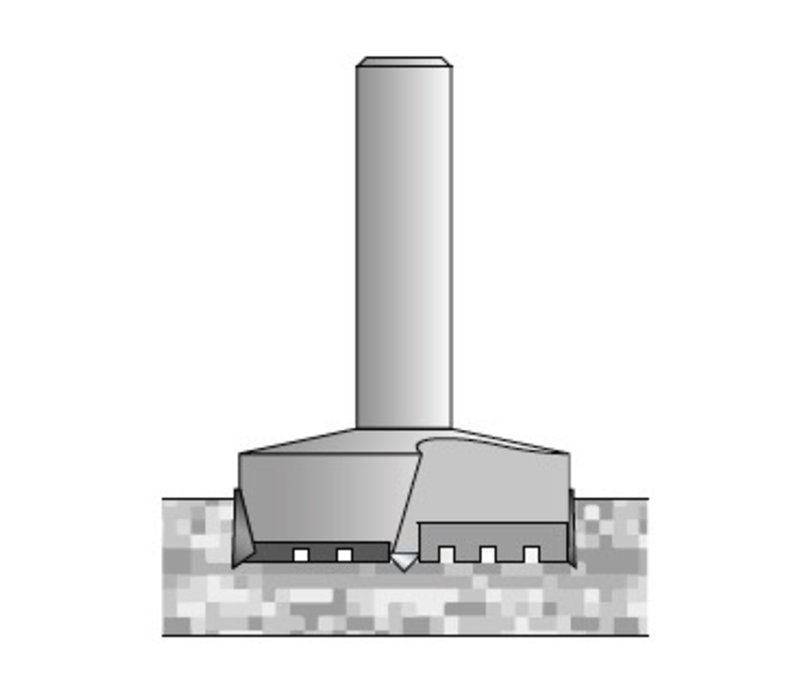 Diamant cilinderboor