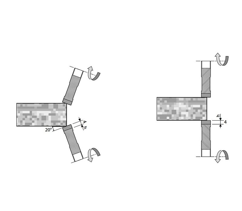 diaplus trimmatrijs snijder Art. D315