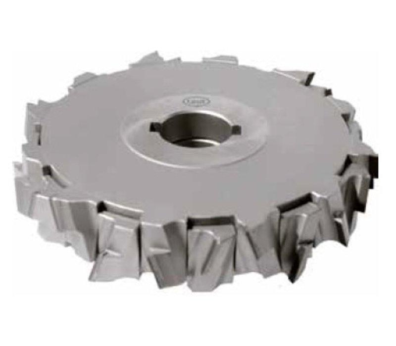 verstelbare messensets met ringen (diaplus) Art. D345