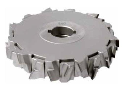 Leut verstelbare messensets met ringen (diaplus) Art. D350