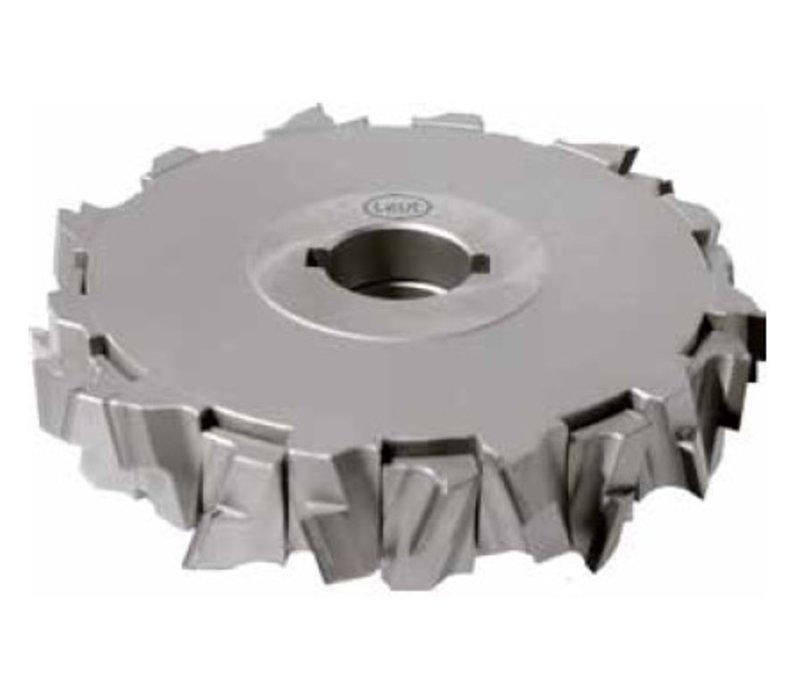 verstelbare messensets met ringen (diaplus) Art. D360