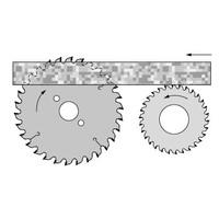 cirkelzaagblad voor universele machines (Diaplus) Art. D445