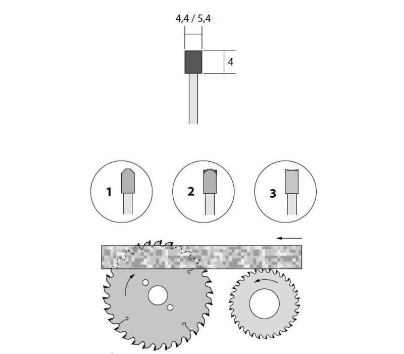 cirkelzaagblad voor opdeelzaag machine (diaplus) Art. D450