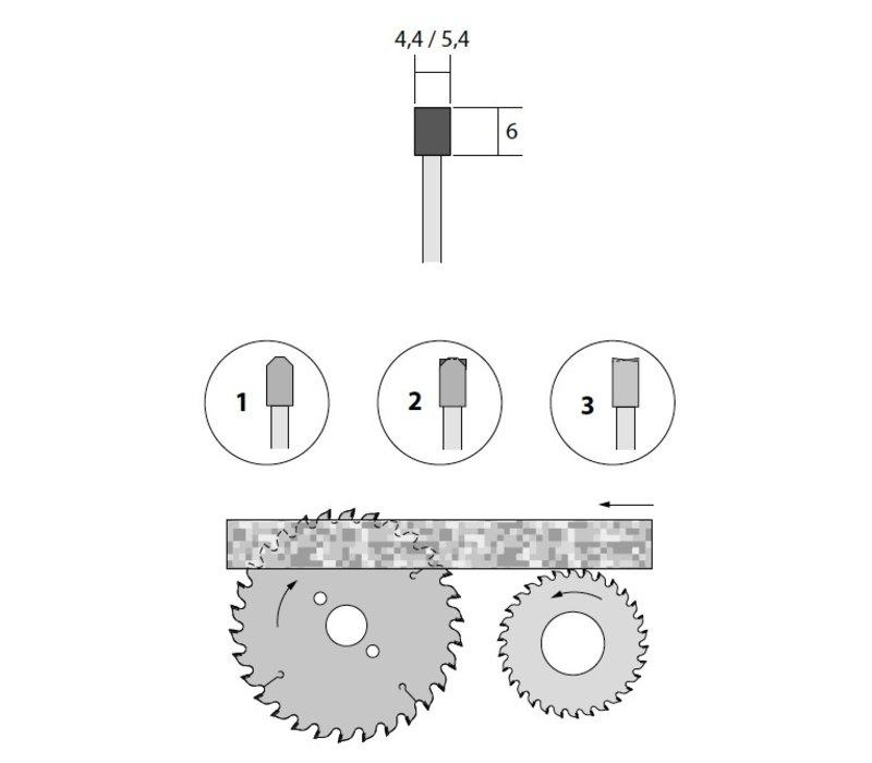 cirkelzaagblad voor opdeelzaag machine (diaplus) Art. D455