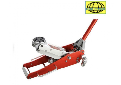 Force 1.5 Ton Aluminum steel racing Jack Global Hydraulic