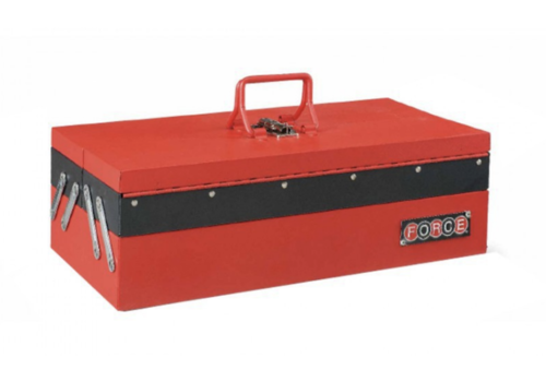 Force 3-Tier tool chest with 25pcs tools (insulated)
