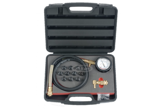 Force 12pc Oil pressure tester set