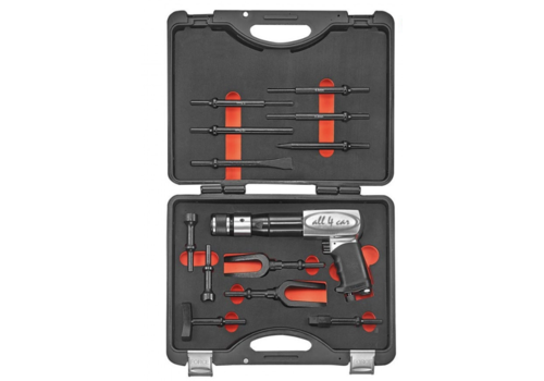 Force 13pc Special Vibro chisel set