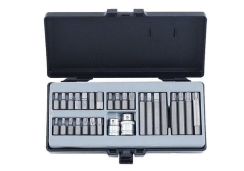 Force 28pc 10mm bit set