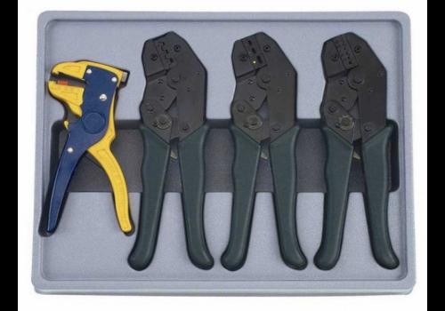 Force 4pc Terminal pliers kit