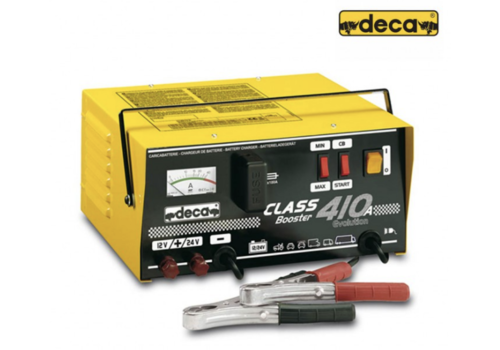 Deca Class booster 410A 1Ph 230/50-60 Out 12-24V