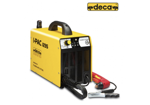 Deca Compressed air plasma cutting machine