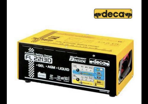Deca Acculader 22 Amp 6/12/24 Volt