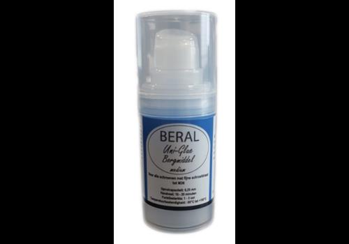 Beral Uni-Glue Borgmiddel blauw medium strength 15ml