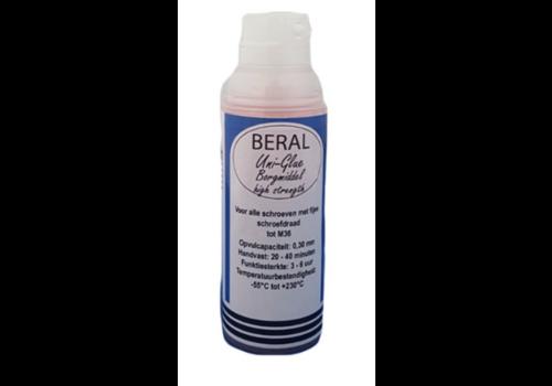 Beral Uni-Glue Borgmiddel blauw medium strength 50ml