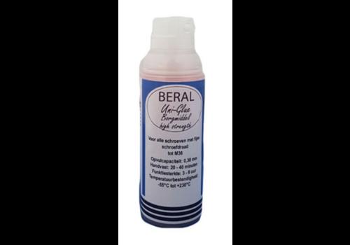 Beral Uni-Glue Borgmiddel rood high strength 50ml