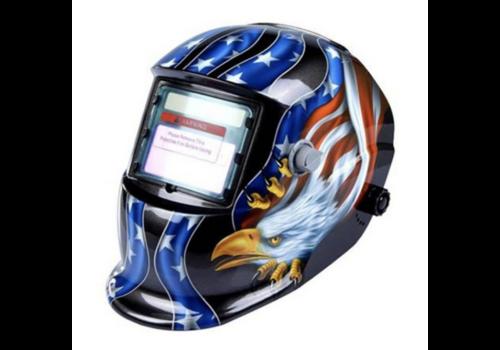 Weber Skull type welding helmet