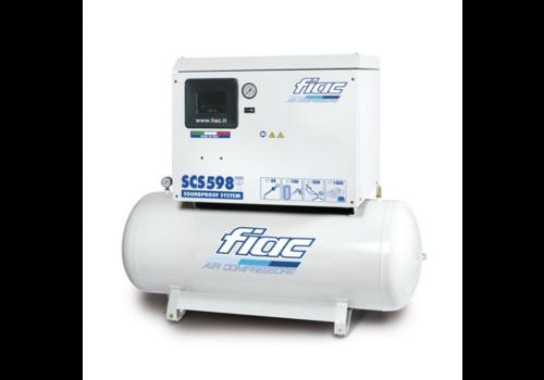 Force Fiac silent compressor 270L