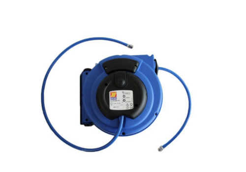 Meclube Air-Water Hose Reel CS-275 Ø6 12+1m