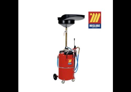 Meclube Professionele olie opvang/afzuig unit 90 liter