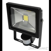 COB LED schijnwerper 20 W PIR