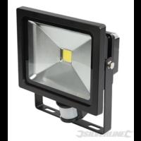 COB LED schijnwerper 30 W PIR