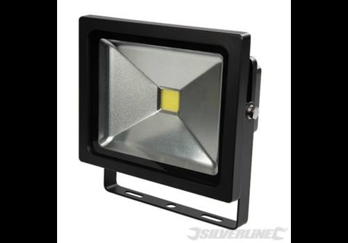Silverline COB LED schijnwerper 30 W