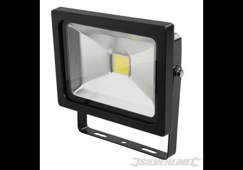 Silverline LED COB schijnwerper 20 W