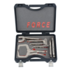 Force 7pc Locking pliers and clamp set