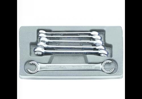 Weber 6pc Flare nut wrench set