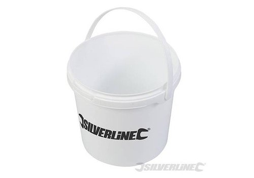 Silverline Plastic verfcontainer