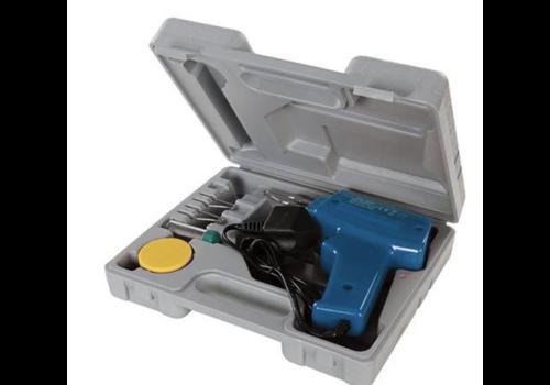 Silverline 6-delige soldeerpistool set