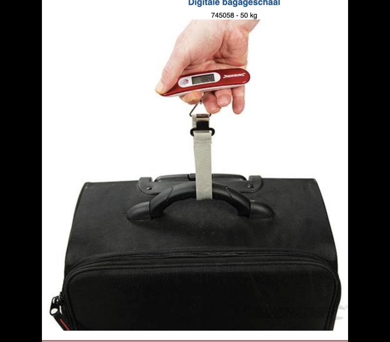 Digitale bagageschaal - 50 kg