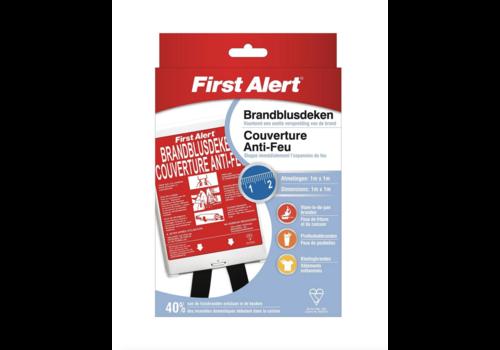 First Alert BRANDBLUSDEKEN 1,00X1,00M