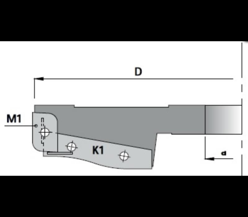 Paneelfrees bovendraaiend K427-3