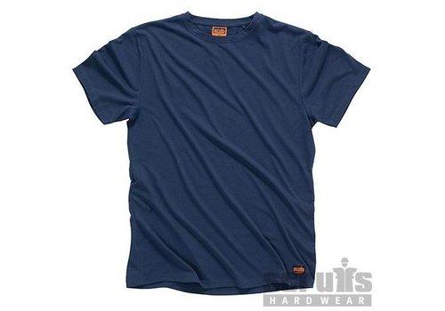 Scruffs Worker T-Shirt, navy (XL)