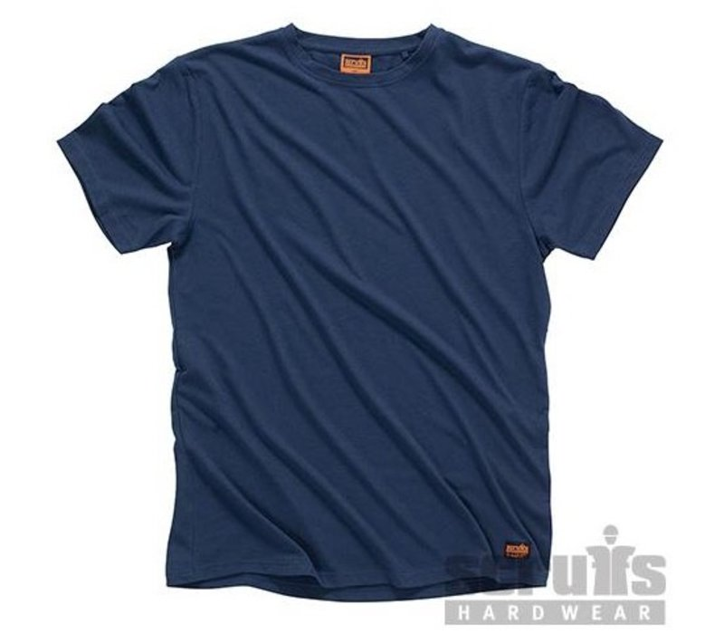 Worker T-Shirt, navy (XL)